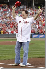 Pete Rose. September 11, 2010. AP Photo courtesy of ESPN.